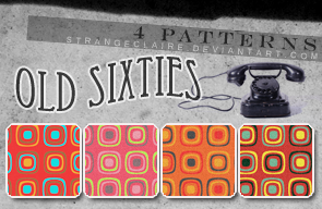 Patterns: Old 60s by StrangeClaire