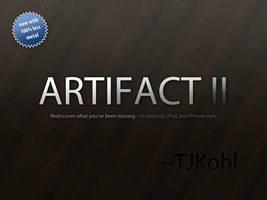 Artifact II by tjkohli