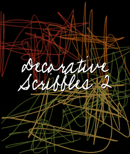 Decorative Scribbles 2 by bombay101