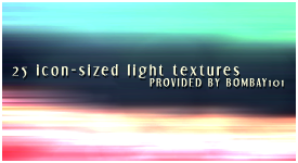 25 Light Textures by bombay101