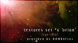 Textures: Set 6 by bombay101