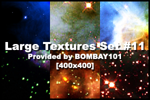 Large Textures: Set 11 by bombay101