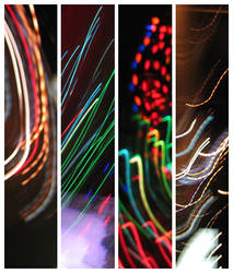 Light Textures Stock Images 2