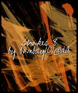Strokes 08 by bombay101