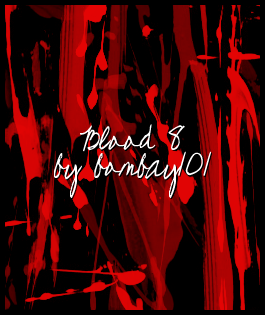 Blood 08 by bombay101