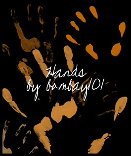 Hands by bombay101