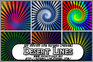 100:100x100 DesertLines Text. by princess-RxY