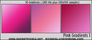 30:Pink Gradients 1