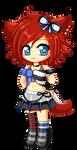 -- Kaisha pixel -- by Nay-Hime
