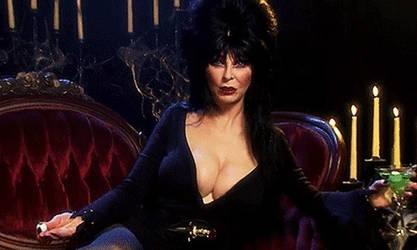 Elvira's Powerful Boobs 2