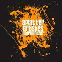 Super Crazy Splatter Brushes by WhirlwindZOR