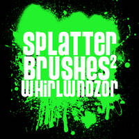 Splatter Brushes 2 by WhirlwindZOR