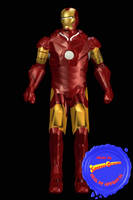 Ironman by Supermangraphix