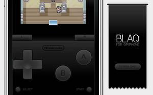 BLAQ for gpSPhone