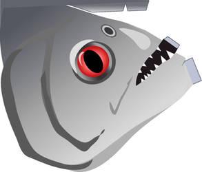 FOODIE Piranha Head