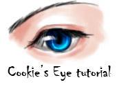Eye CG tutorial - cookie style
