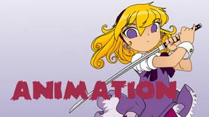 Minnie -Animation practice