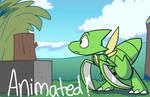 Animation: Scyther