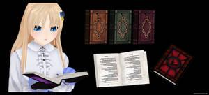 MMD: Vampire encyclopedia