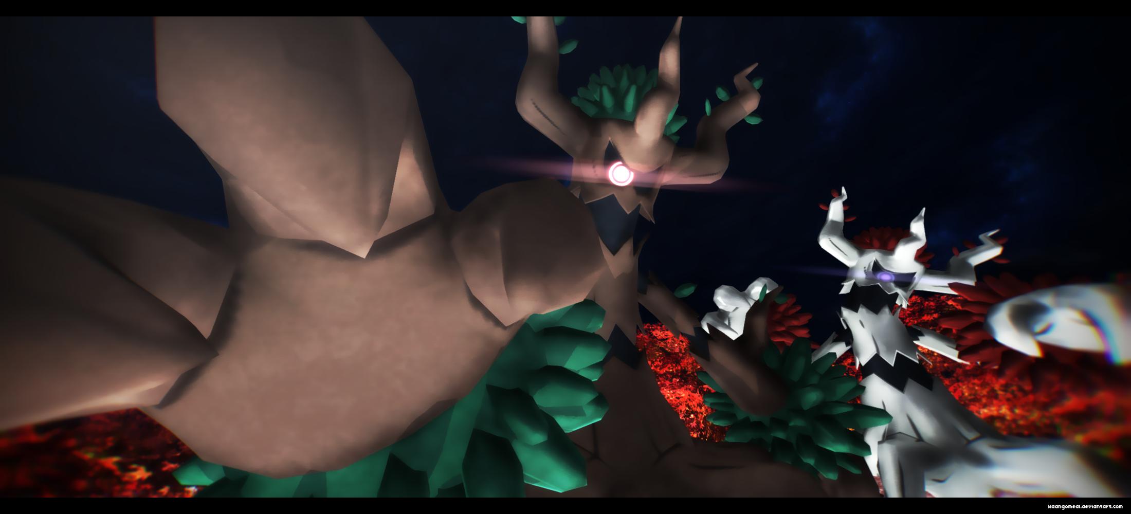 MMD Pokemon: Trevenant DL