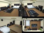MMD: Bedroom 1