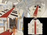MMD: Big Chapel