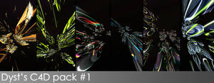 Dyst's C4D Pack 1