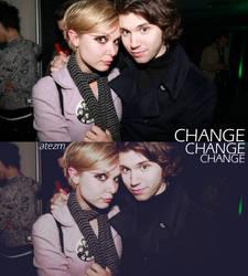 CHANGE by atezm