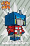 Optimus Prime template