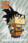 Son Goku template