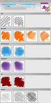 Aldys Brush Pack for Krita 2.3.1