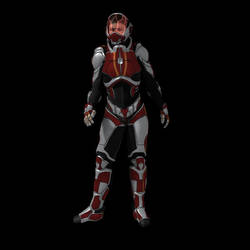 DS MATs for X3D Hyper Suit V4 by AdamTLS