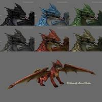 DS MATs for Mestophales Dragon