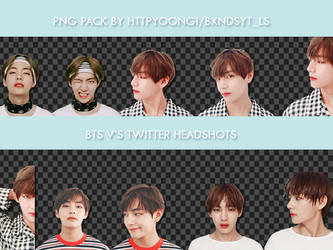 V Twitter Png Pack By httpyoongi (bxndsyt_ls) by httpyoongi