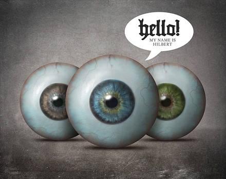 Hilbert the Eyeball
