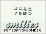 Smilies and blog icons 6 by hunkeymunkey1299