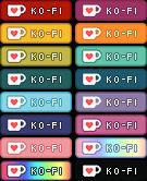 F2U Ko-Fi Buttons