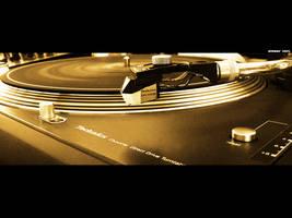 Spinnin Vinyl by dark-echo