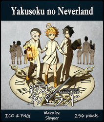 Yakusoku no Neverland - Anime Icon