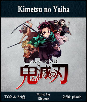 Kimetsu no Yaiba - Anime Icon