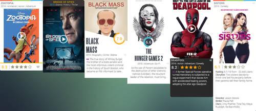 Movies SlideShow