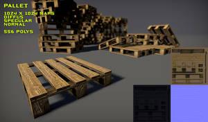 Free Wood Pallet Pack