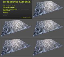 Free Customizable Tiles by Yughues