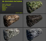 Free 3D textures pack 14