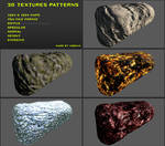 Free 3D textures pack 15