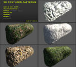 Free 3D textures pack 16