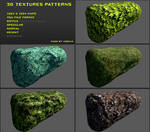 Free 3D textures pack 17