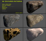 Free 3D textures pack 18