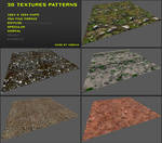 Free 3D textures pack 20