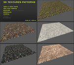 Free 3D textures pack 21